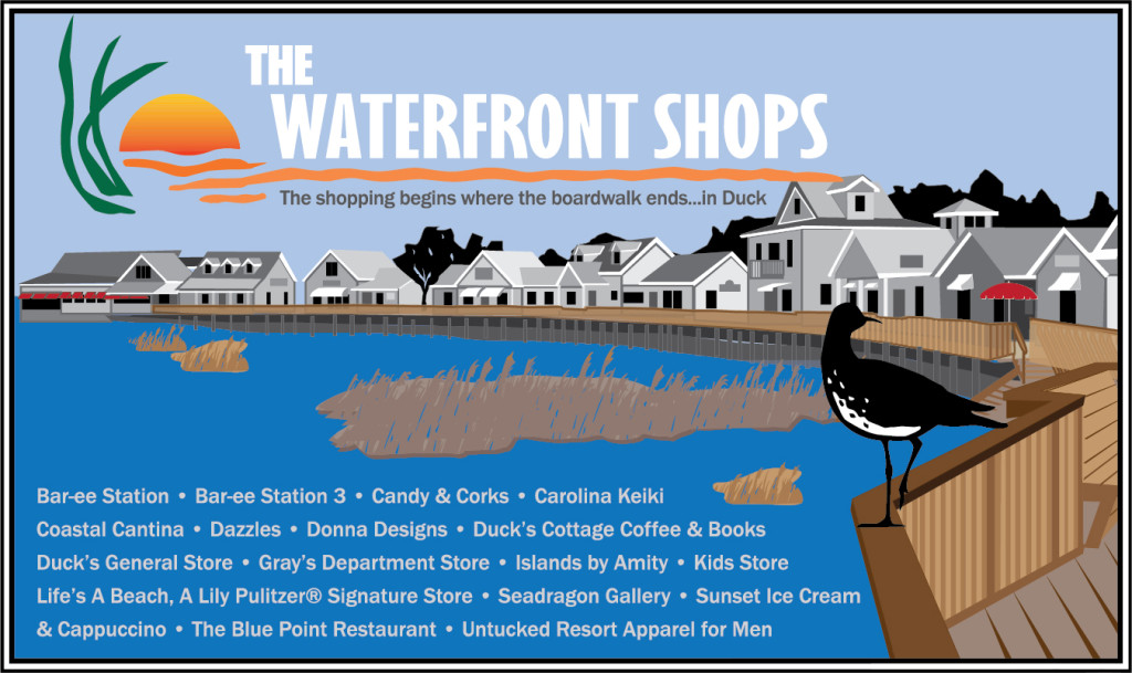 The Waterfront Shops